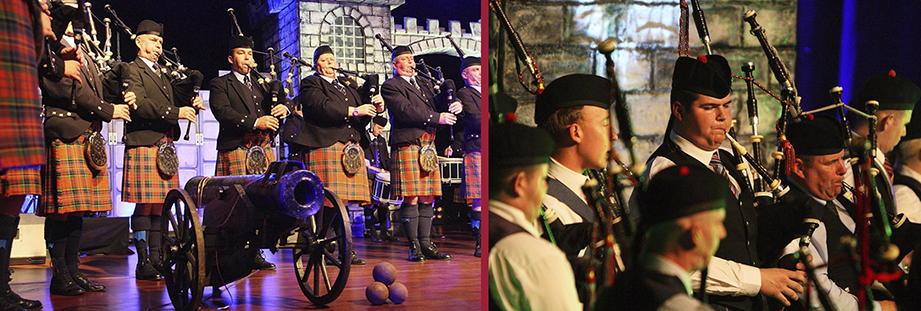The Scottish Music Parade / Schottische Musikparade - Live in Concert