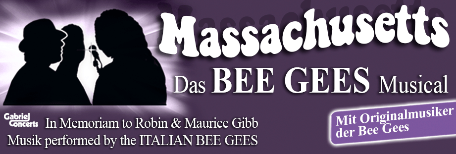 Massachusetts - Bee Gees Musical
