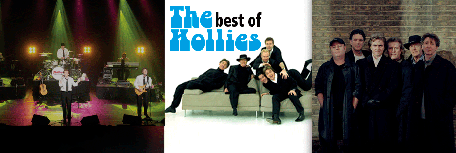 The Best of Hollies - Live in Concert